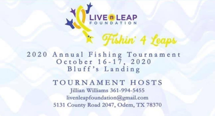 Fishin 4 Leaps 2020
